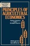 David Colman boek Principles of Agricultural Economics Paperback 36998212