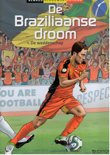 Rode duivels officiële strip 1 - de braziliaanse droom 1