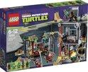LEGO Ninja Turtles Aanval op het Turtle Hoofdkwartier - 79103