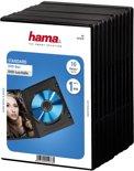 Hama 04751276 DVD Box - 10 stuks