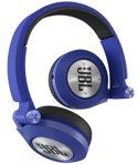 JBL Synchros E40BT - On-ear koptelefoon met Bluetooth - Blauw