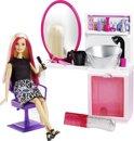 Barbie Sprankelende Stijl Salon - Barbiepop