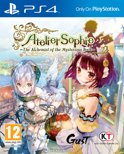 Atelier Sophie, The Alchemist of the Mysterious Book PS4