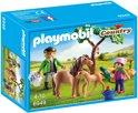 Playmobil Dierenarts met pony's - 6949