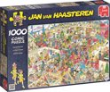 Jan van Haasteren The Winterfair - Puzzel 1000 stukjes