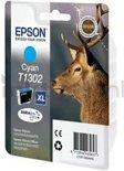 Epson T1302 - Inktcartridge / Cyaan