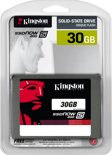 Kingston SSDNow S200 SSD - 30GB