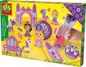 SES Strijkkralen prinses mini wereld