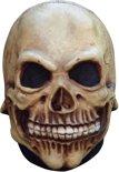 """""""Schedelmasker voor volwassenen Halloween - Verkleedmasker - One size"""""""