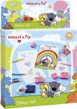 Woezel en Pip Stamp Set