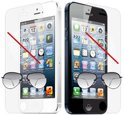 oCoat Screenprotector voor iPhone5 - Anti-Glare