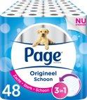 Page Original - 6x 8 rollen - Toiletpapier - Voordeelverpakking