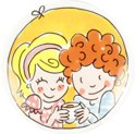 Blond Amsterdam A Cup of Blond - Theetipje - � 12 cm - 'Sweets for my Sweet'