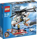 LEGO City Kustwacht Helikopter - 60013
