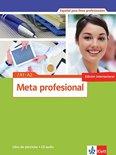 Meta profesional. Libro de ejercicios mit Audio-CD A1-A2