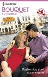 Onstuimige start - Bouquet Romance 364A