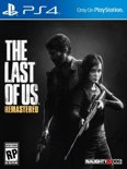 The Last of Us Remastered (cover EN/FR/SP/AR) - Playstation 4