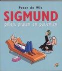 Rainbow pocketboeken 926 - Sigmund. Pillen, praten, patiënten