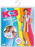 K3 Regenboog jurkje