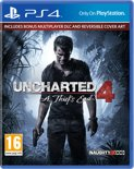 Uncharted 4: A Thief's End - Standaard Plus Editie - PS4