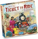 Ticket to Ride - Map Collection - India/Zwitserland - Bordspel