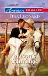 Mason's Marriage (Mills & Boon American Romance)