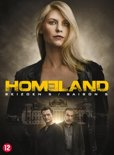 Dvd Homeland - Season 5 - 4 Disc