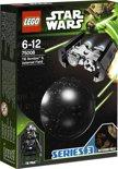 LEGO Star Wars Planet Tie Bomber - 75008