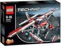 LEGO Technic Brandblus Vliegtuig - 42040