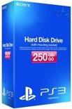 Sony PlayStation 3 250GB HDD + Super Slim HDD Bevestigingsbeugel
