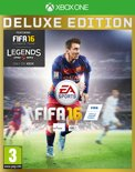 FIFA 16 - Deluxe Edition - Xbox One