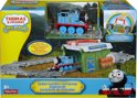 Fisher-Price - Thomas de Trein Take-N-Play Sodor Houtzagerij - Treinbaan