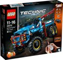 LEGO Technic 6x6 Allterrain-sleepwagen - 42070