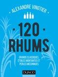 Alexandre Vingtier - 120 Rhums