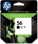 HP 56 - Inktcartridge / Zwart (C6656AE)