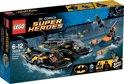 LEGO Super Heroes Batboot Havenachtervolging - 76034