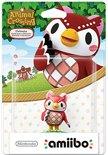 Nintendo amiibo Animal Crossing Figuur Celeste - Wii U + NEW 3DS