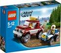 LEGO City Politie Achtervolging - 4437