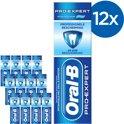 Oral B Pro-Expert  Professionele Bescherming - Voordeelverpakking 12 x 75 ml - Tandpasta
