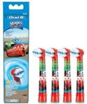Oral-B Stages Power Kids Cars EB10-4 - 4 stuks - Opzetborstels