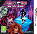 Monster High, New Ghoul In School - 2DS + 3DS