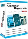Nedsoft KilometerRegistratie 2015 - Nederlands / Windows