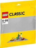 LEGO Classic Grijze Bouwplaat - 10701