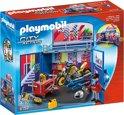 """Playmobil Speelbox """"Motorwerkplaats"""" - 6157"""