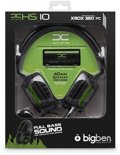 Bigben HS10 Stereo Gaming Headset Zwart Xbox 360