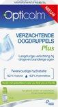 Opticalm Verzachtende Oogdruppels Plus - 10 ml - 1 stuk