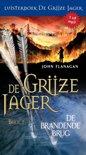 De grijze jager 2 - De brandende brug (luisterboek)