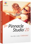 Pinnacle Studio 20 - Nederlands / Engels / Frans - Windows