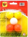 Angel Sports Tafelvoetbalballen Kleur - 5 Stuks