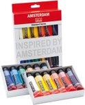 Amsterdam Standard acrylverf 12 tubes 20ml